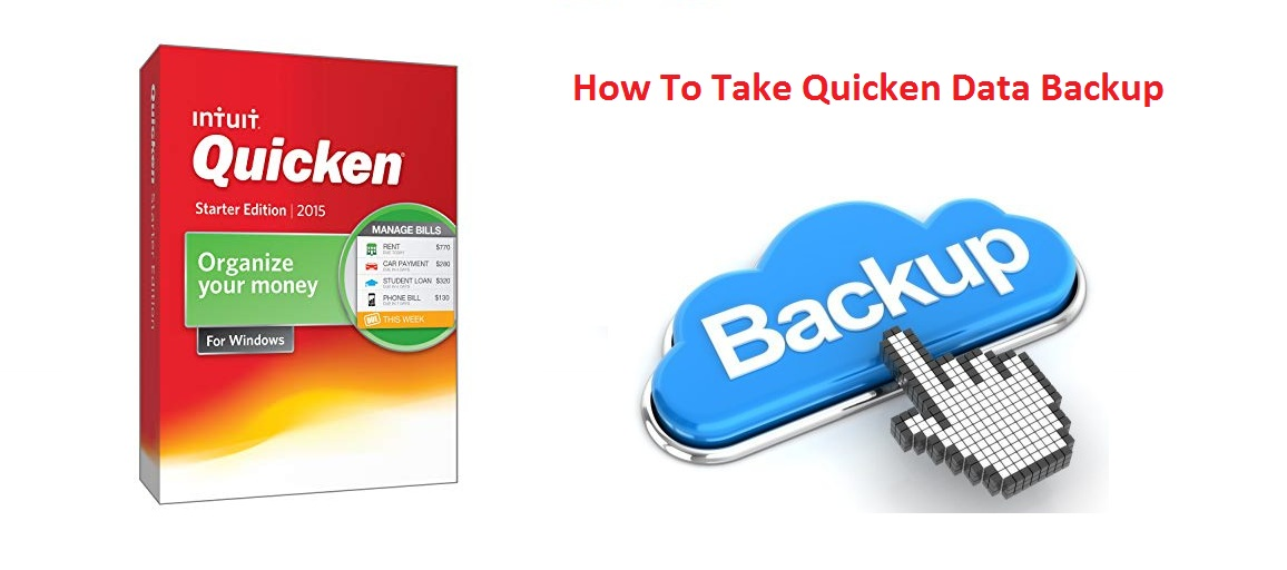 Quicken Data Backup