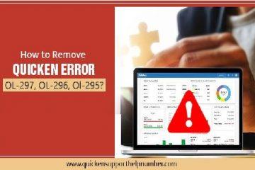 Quicken error ol-297-a