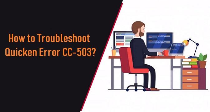 Quicken Error CC-503