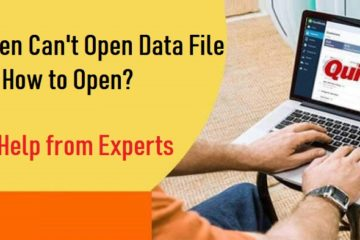 Quicken Cant Open Data File