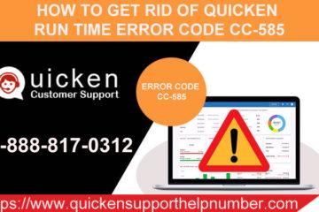 Quicken Support Number Fix Quicken Error Code 163 | +1-888