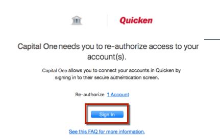 forgot password-capital one