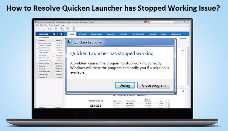 Quicken-Launcher-has-Stopped-Working
