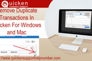 Duplicate Transactions In Quicken