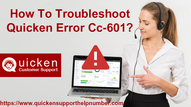 Quicken Error Cc-601