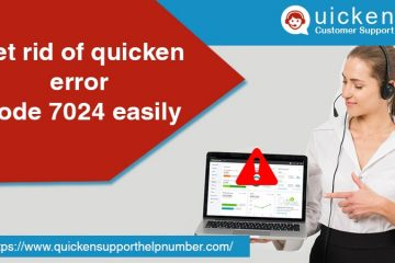 Fix quicken error code 7024