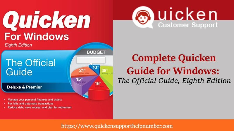 Complete Quicken Guide for Windows