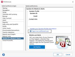 Quicken Online Service is Unavailable