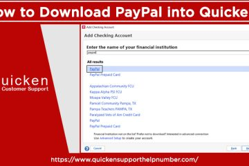 Download PayPal into Quicken