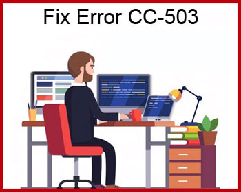 How To Fix The Quicken Error CC-503 Call us +1-888-817-0312