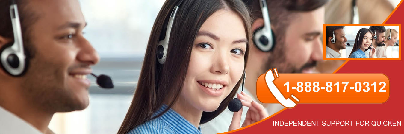 Quicken Support Phone Number +1-888-817-0312 Quicken Help